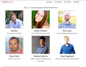 The WordPress Summit
