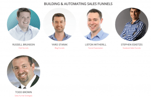 The Sales Funnel Summit