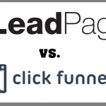 LeadPages vs Click Funnels