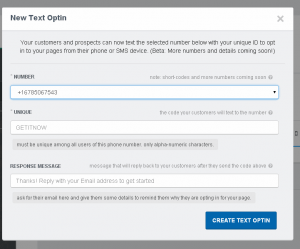 Twilio Clickfunnels mobile integration