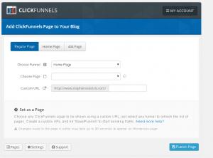 WordPress Clickfunnels Plugin
