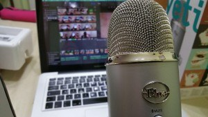 Microphone Podcasting