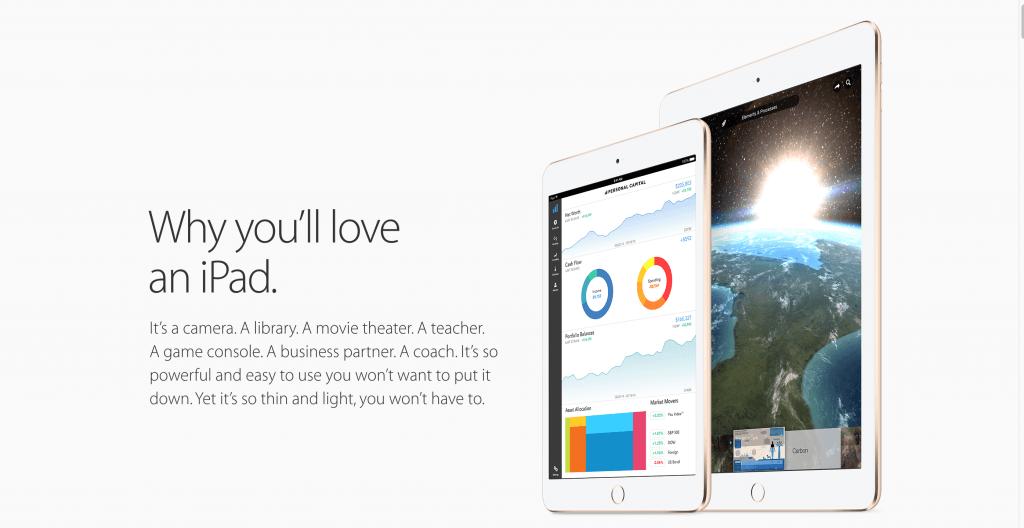 iPad Why iPad Apple