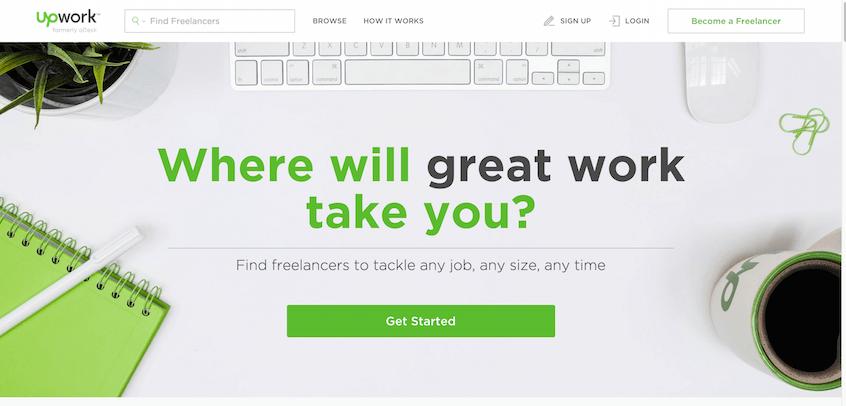 Upwork Hire Freelancers Get Freelance Jobs Online