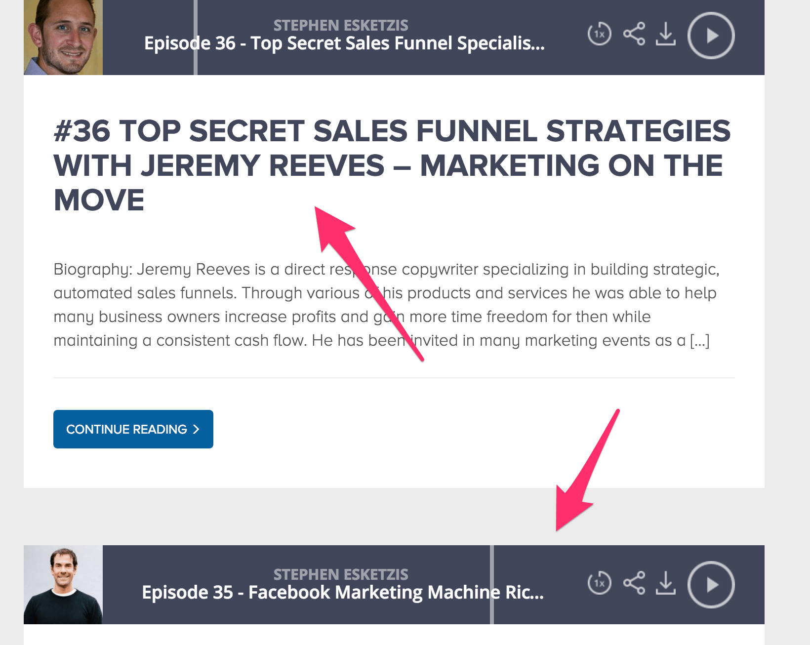 Podcasts_Archives_-_Page_2_of_6_-_Stephen_Esketzis_-_Sales_Funnel_Architect