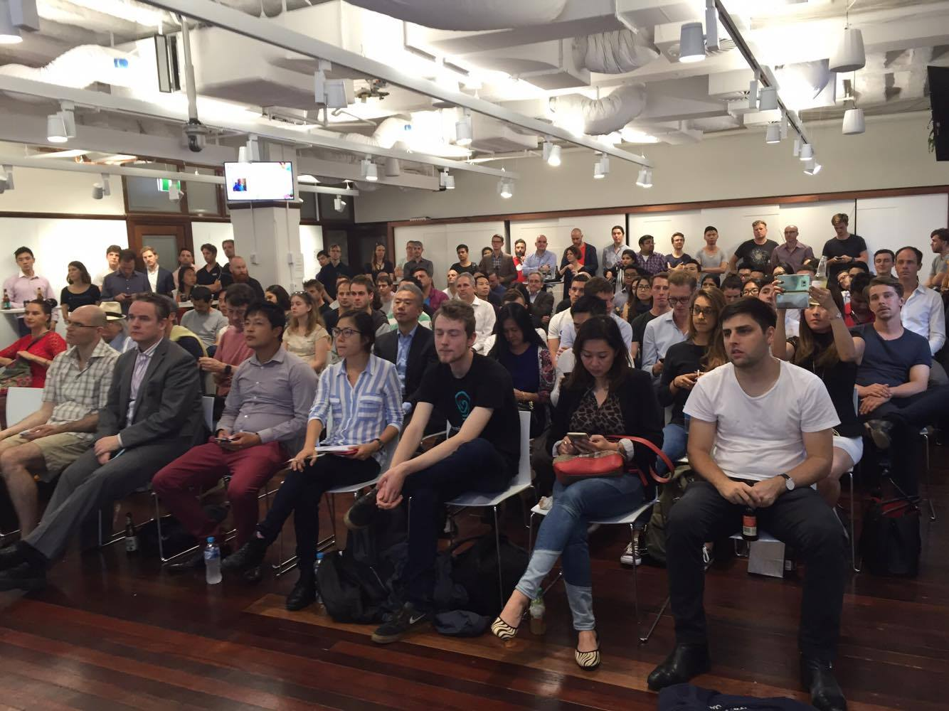 Presenting At Growth Hacking Sydney
