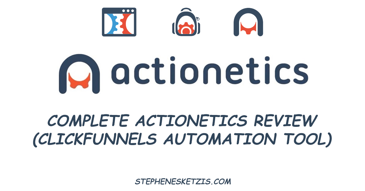 Clickfunnels Actionetics for Beginners